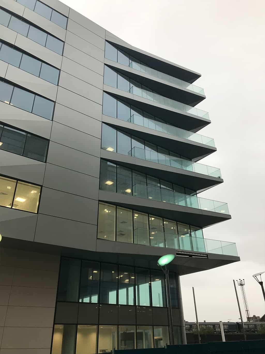 Glass Wharf External